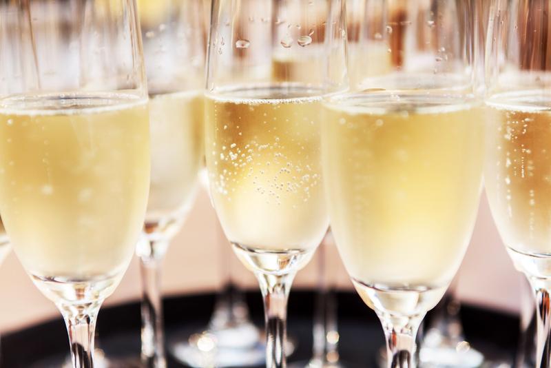 Kinder champagne
