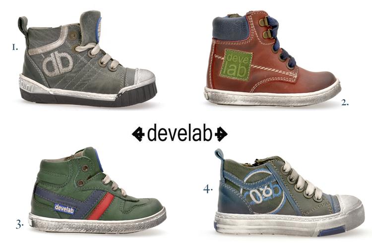 Develab Kinderschoenen.Develab Kinderschoenen