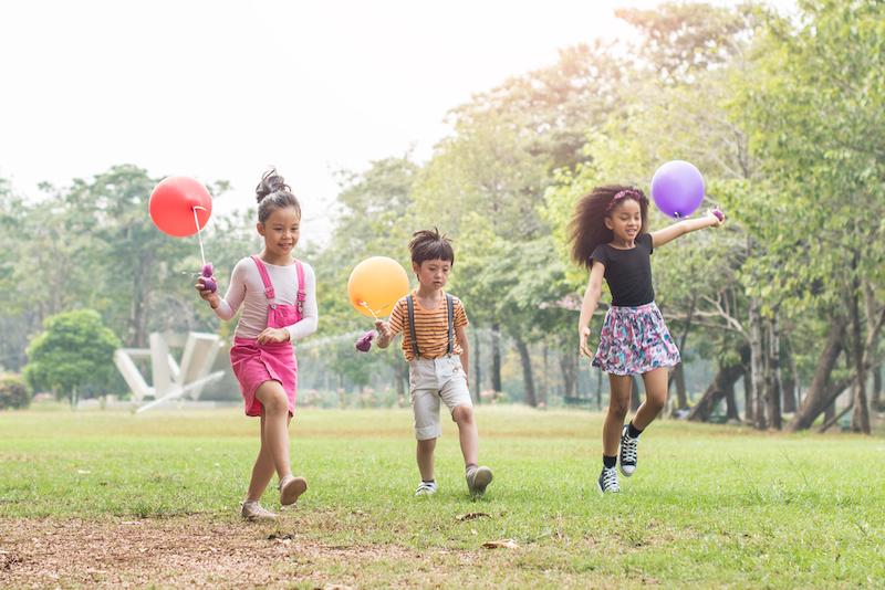 ideeen ballonnen spel
