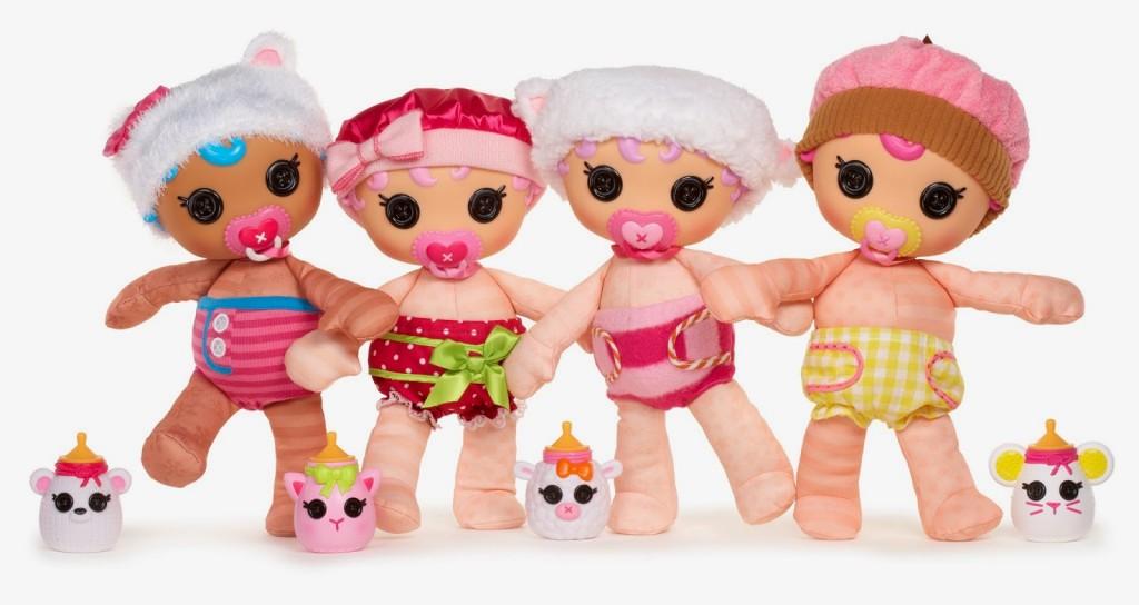 Lalaloopsy Babies Doll