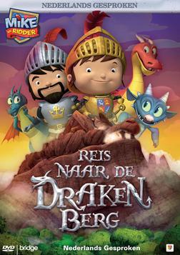 Mike de Ridder Reis Naar een Drakenberg DVD kln