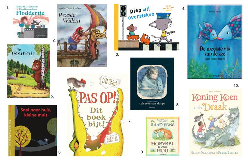 prentenboeken-top10