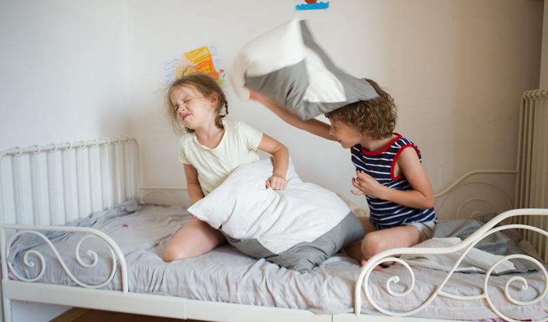 bedtijd kinderen