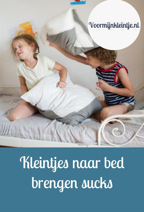 kinderen naar bed
