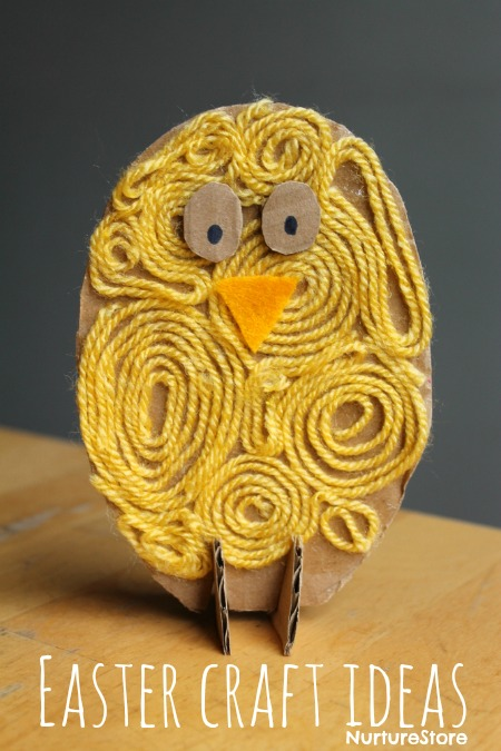 easy-easter-crafts-chicks-lambs