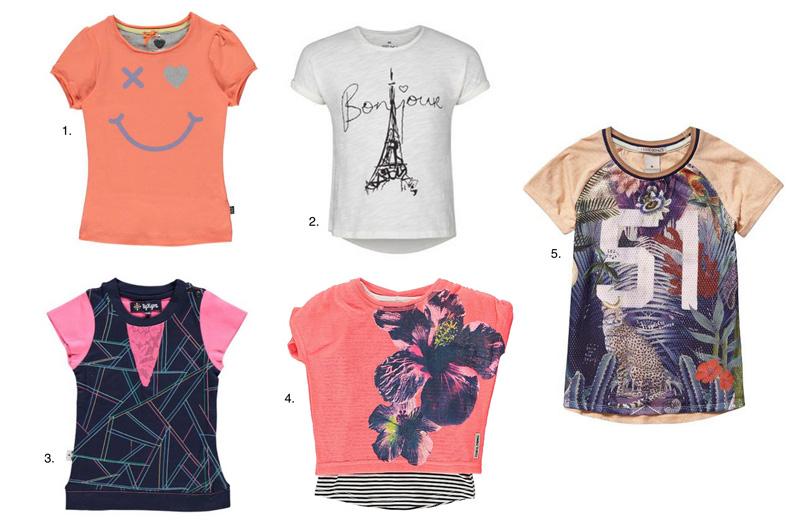 zomershirts-girls