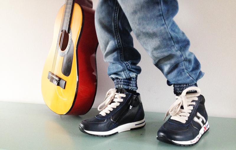 Hip-sneakers