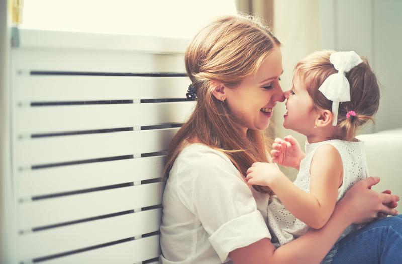 moeder kind liefde