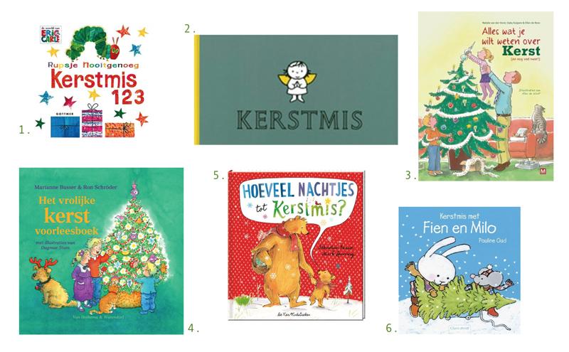 Kerst-boekjes