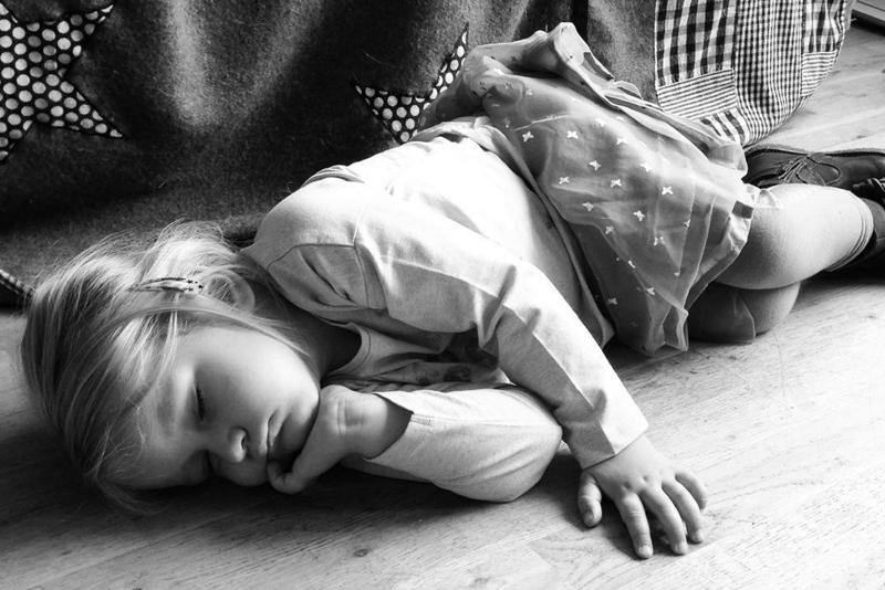 slapen-op-de-grond