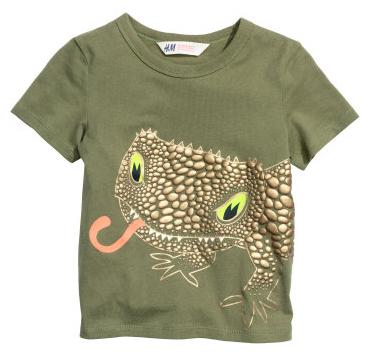 HM-shirt