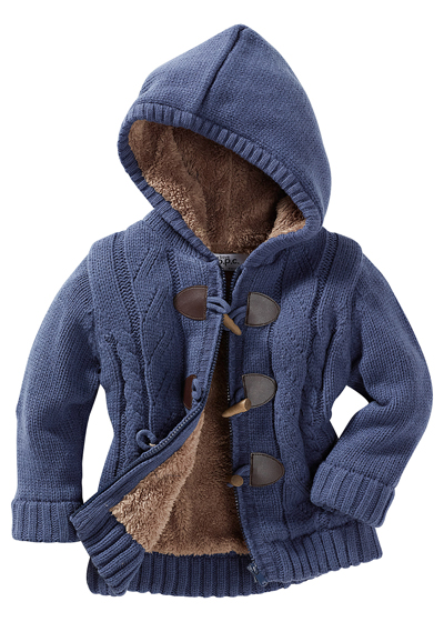 Gebreid vest van de Bonprix collection - € 24,99