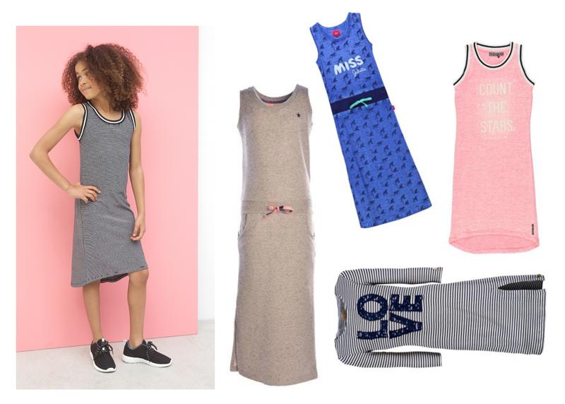 09a8cdd7a4d31c Dé trend voor meisjes  Lange jurken!
