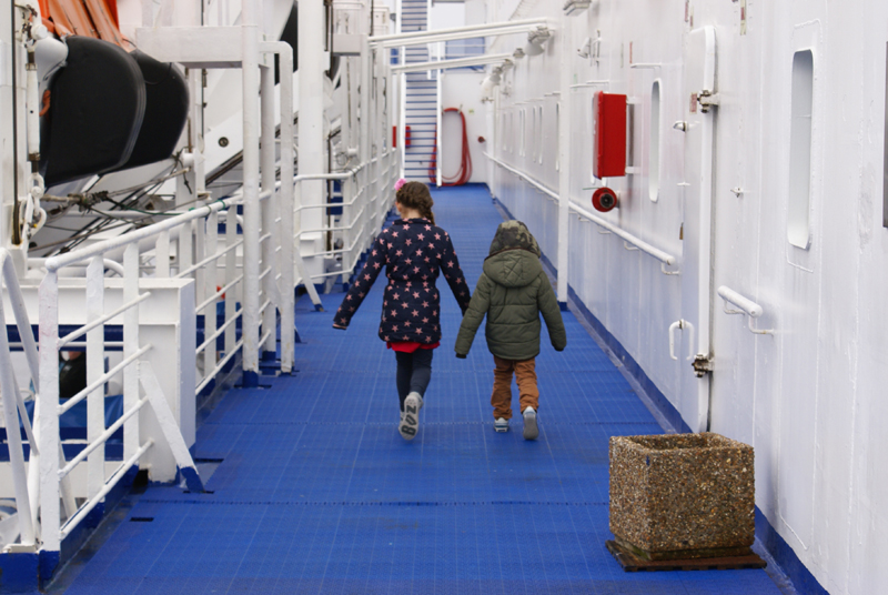 dfds minicruise