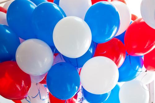 Oud Hollands kinderfeestje ballonnen