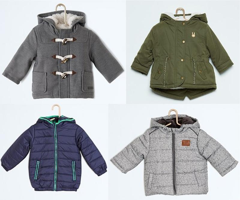 Babykleding Winterjas.Mode Voor Je Kleintje