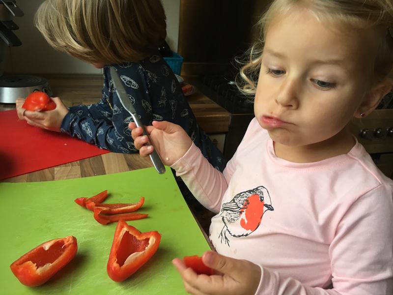 paprika-kauwen
