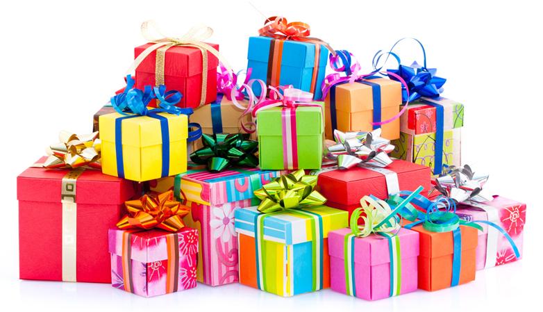 Hoeveel cadeautjes van Sinterklaas?