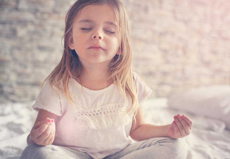 mediteren kind