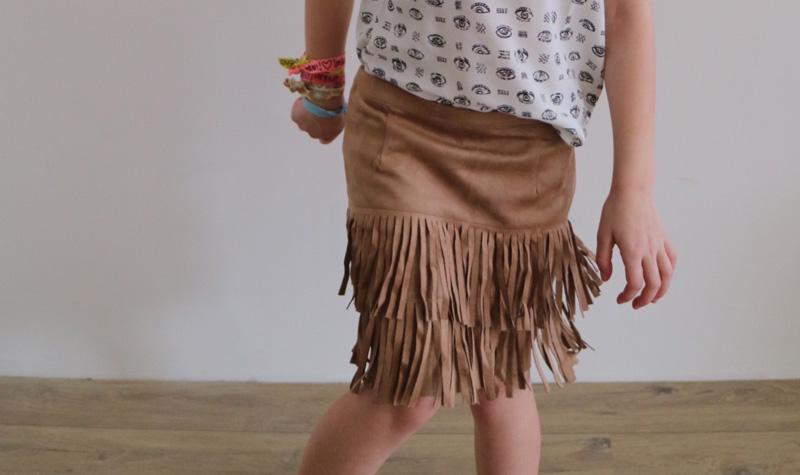 indian bleu jeans rok