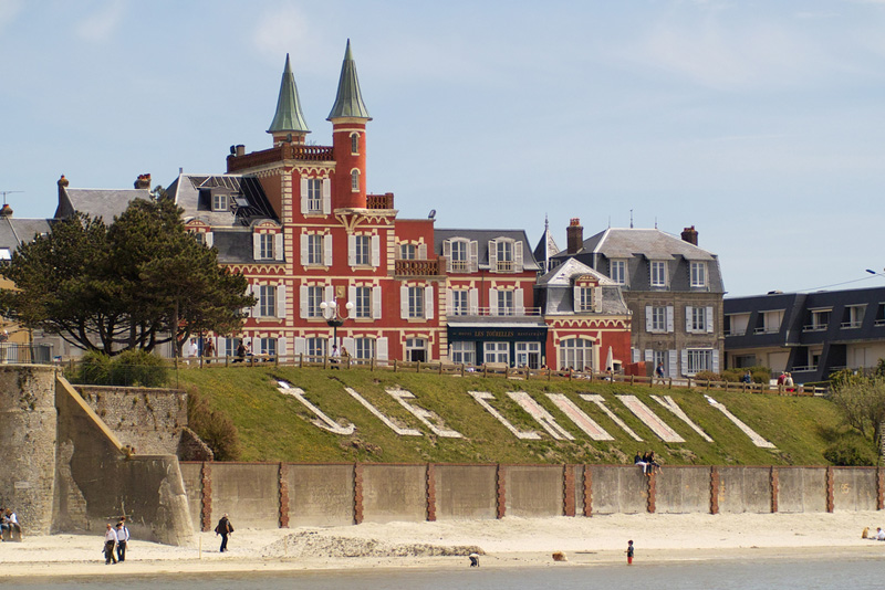 le crotoy baai somme