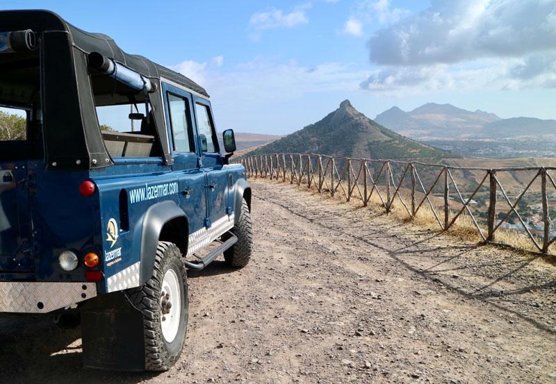 Miradouro das Flores jeepsafari