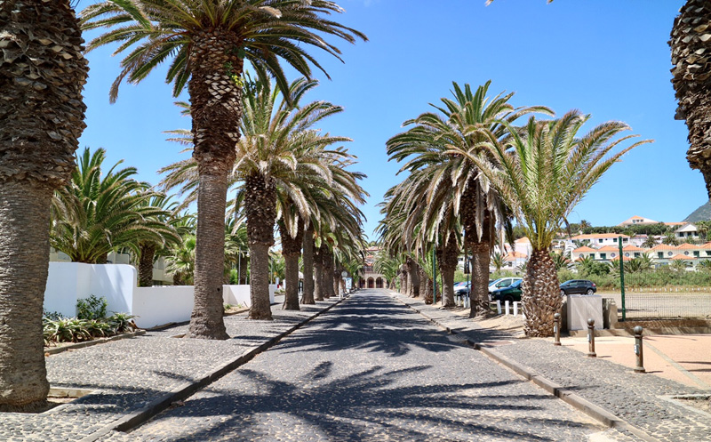 Vila Baleira porto santo