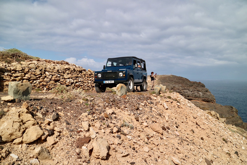 jeep safari porto santo