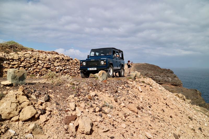 Jeepsafari Op Porto Santo
