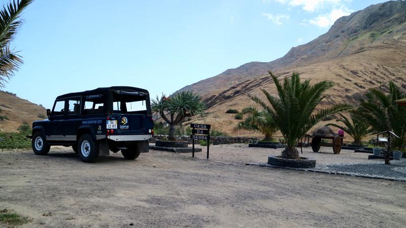 jeep tour Casa da Serra