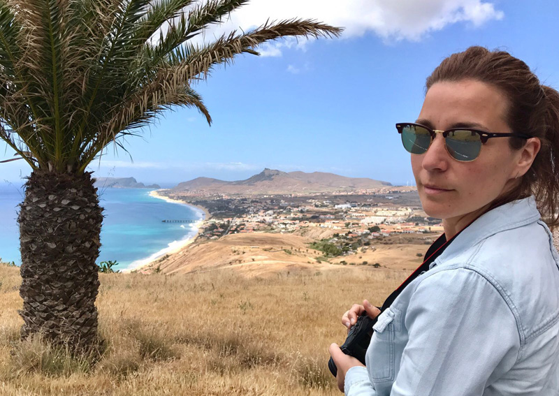 uitzicht Portela