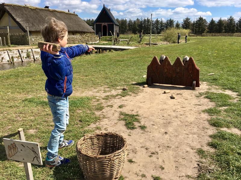 Speelveld Bork Vikingehavn