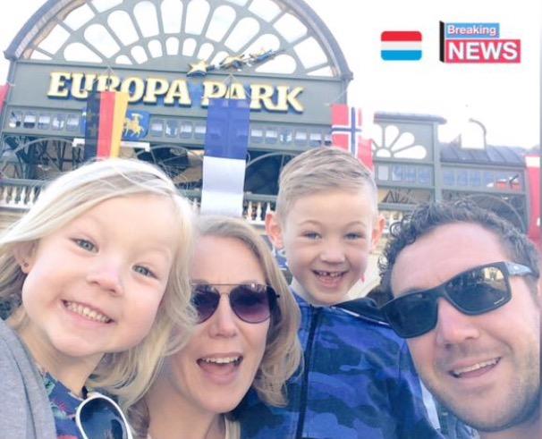 Europapark family time