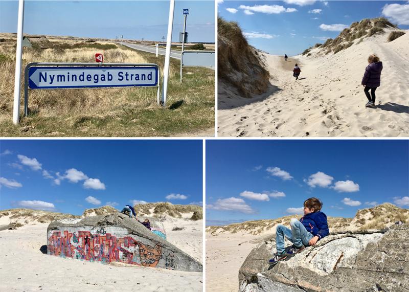 Nymindegab strand
