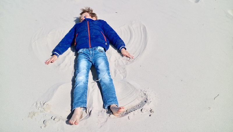 zandengel hvide sande