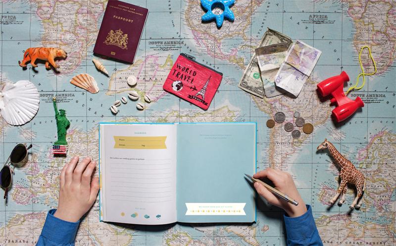 familiedagboek vakantie