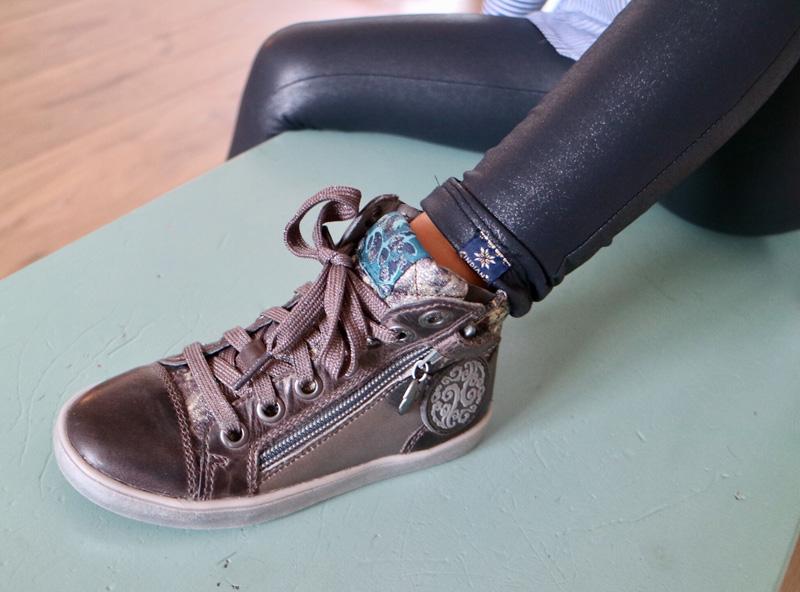 Bijpassende schoenen van Bunnies