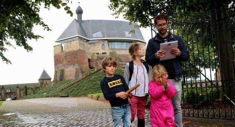 kasteel keverberg code