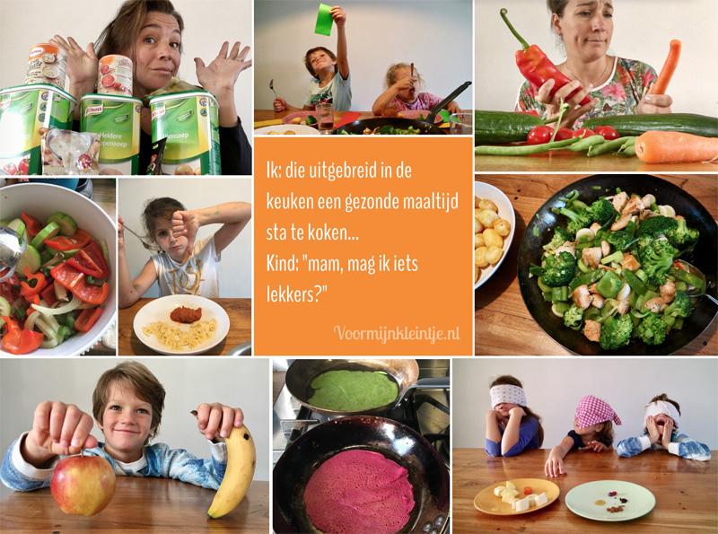 Actify maaltijd match app