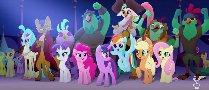 Little Pony the film