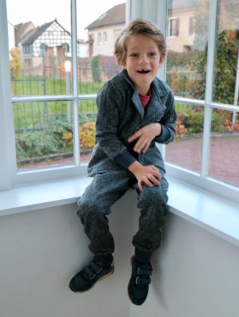 Claesens wintercollectie jongen