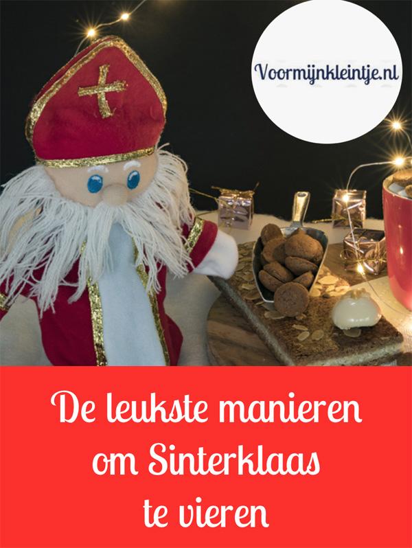 De leukste manieren om Sinterklaas te vieren