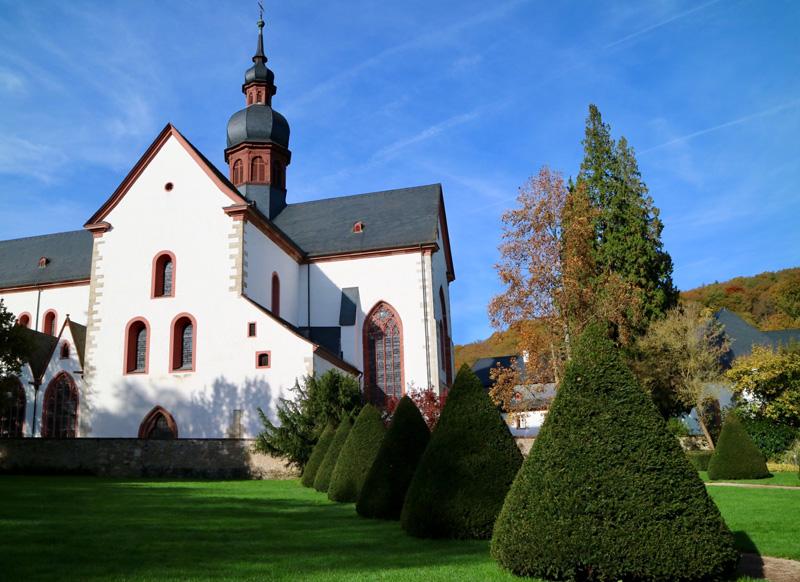 Klooster Eberbach duitsland