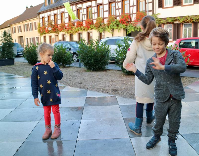 claesens kinderen dansen