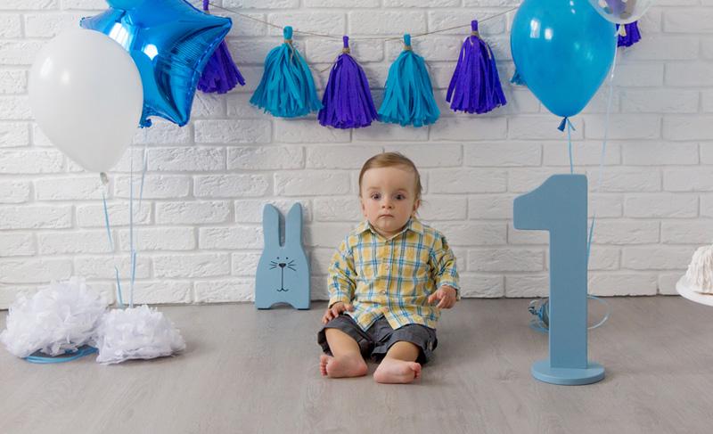 eerste verjaardag baby