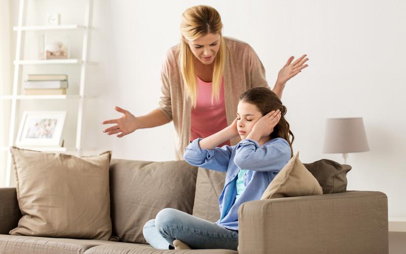 irritante moeder