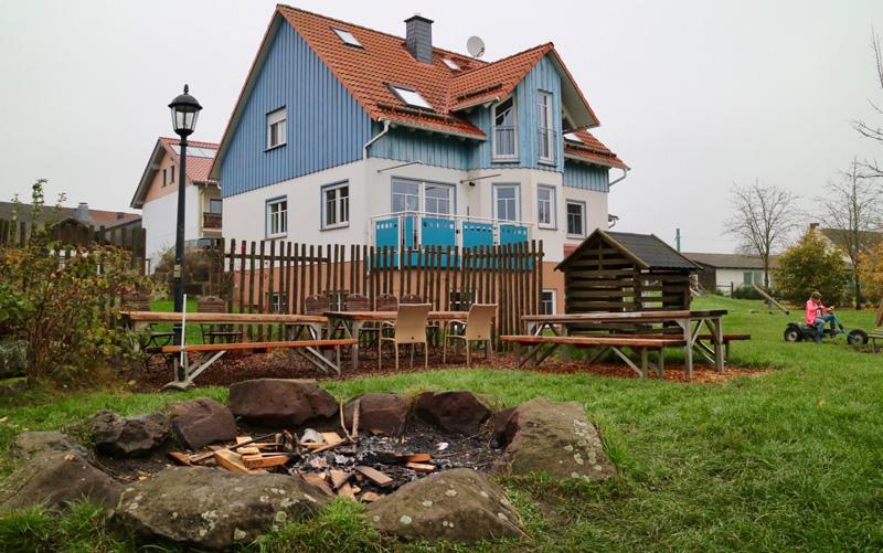 vakantieboerderij Ferienhof Wahls