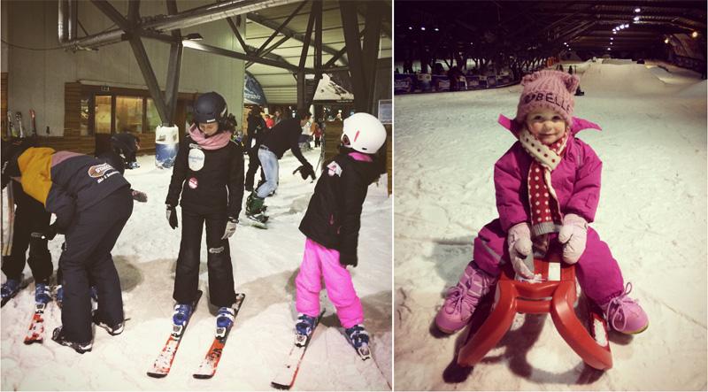 Playmobil wintervakantie snowworld