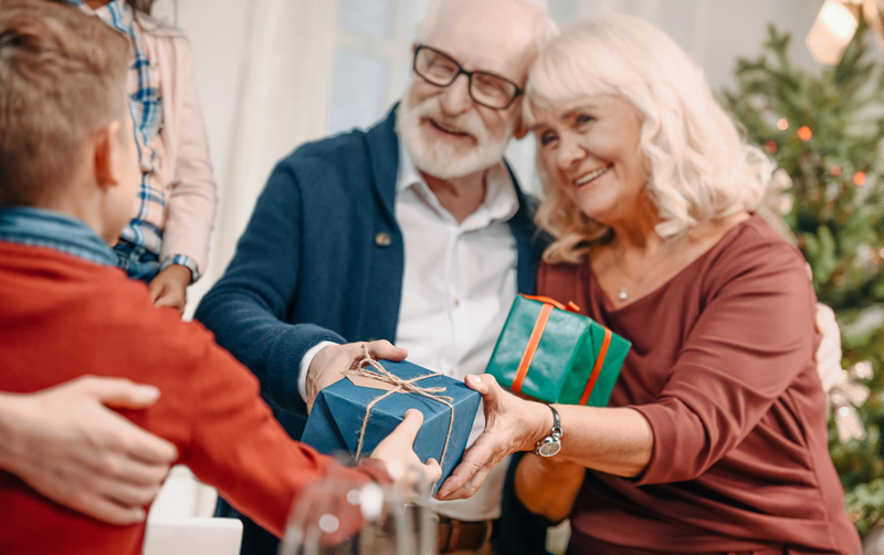 cadeau opa en oma