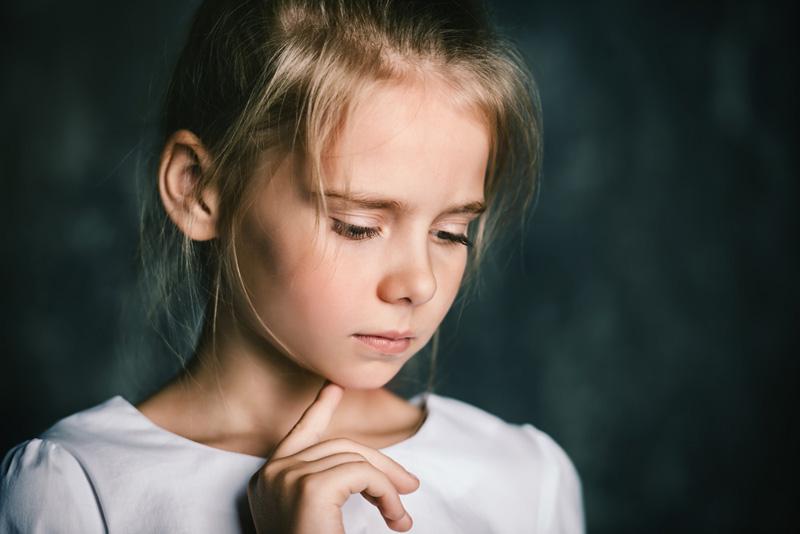 gevoelig kind